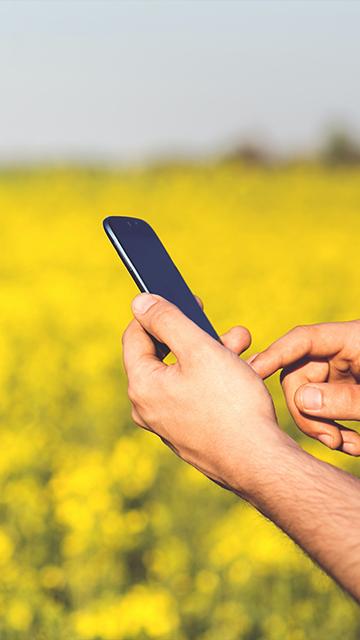 app per agricoltura