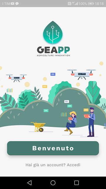 prezzo geapp software per la gestione delle attività per l'agricoltura 4.0 e la precision farming geapp innovation agricolture application