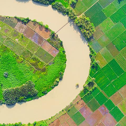 mappa in modo accurato i tuoi campi, tracciando i confini sulla cartografia già presente in GEApp